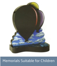 Memorials Suitable for Children