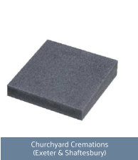 Churchyard Cremations (Exeter & Shaftesbury)